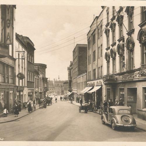 Pocztówki Rybnik - Freiggb. R.L.M. (Rybnik do 1945 r)